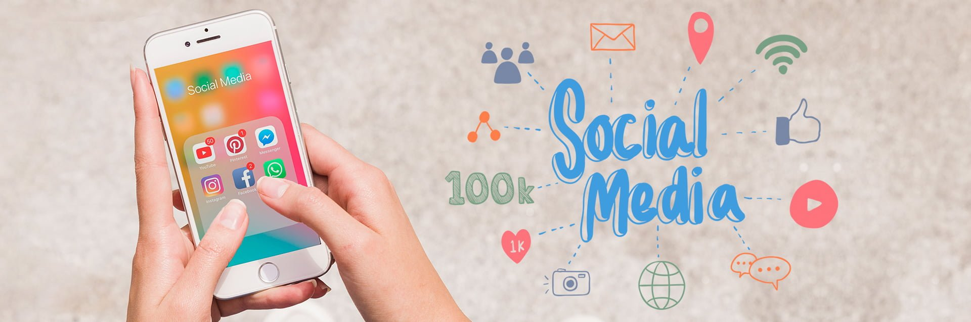 Social Media Marketing Services (SMM)