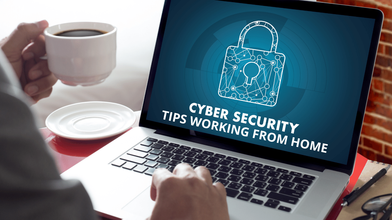 security tips working from home