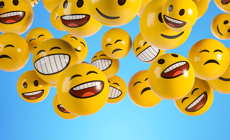 smile emojis